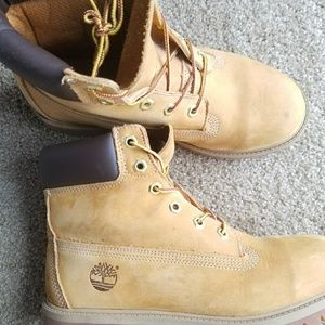 Timberland Work boots as 6.5